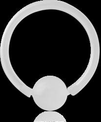 BIOFLEX® BALL CLOSURE RING
