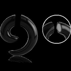 UV POLYMER MAGNETIC FAKE EAR SPIRAL