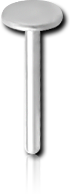 SURGICAL STEEL GRADE 316L PUSH FIT INTERNAL DISC