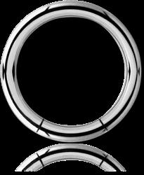 TITANIUM ALLOY SMOOTH SEGMENT RING